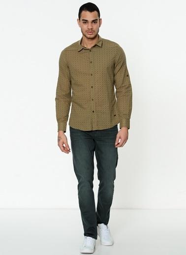 Lee Cooper Jean Pantolon   Slim - Straight Yeşil